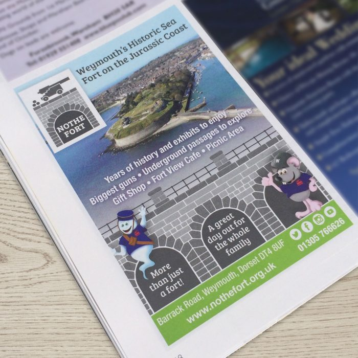 nothe-fort-quarter-page-advert-